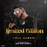 Limited Edition Full Album Gippy Grewal Cover